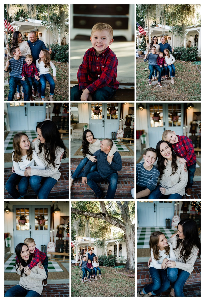 The Christmas Cottage 2019.2019 Christmas Cottage Mini Sessions Love Letters Co